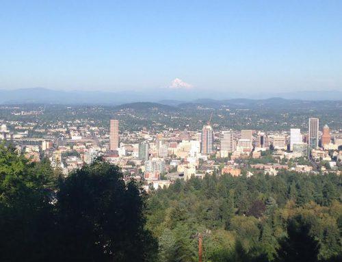 Hello From Portland